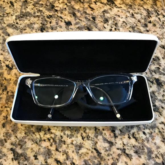 46f14c48604a Versace Glasses Frames Women. M 5ba44a6dbaebf66382ae9252. Other Accessories  ...